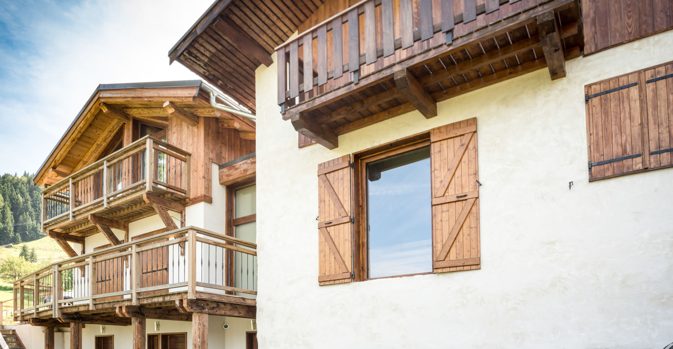 Chalet Construction in Les Trois Vallees